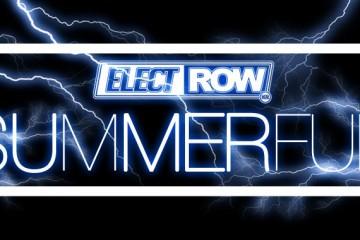Elect Row Summer Fun