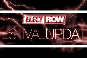 Elect Row Festival Update
