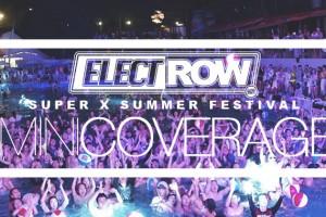Super X Summer Festival